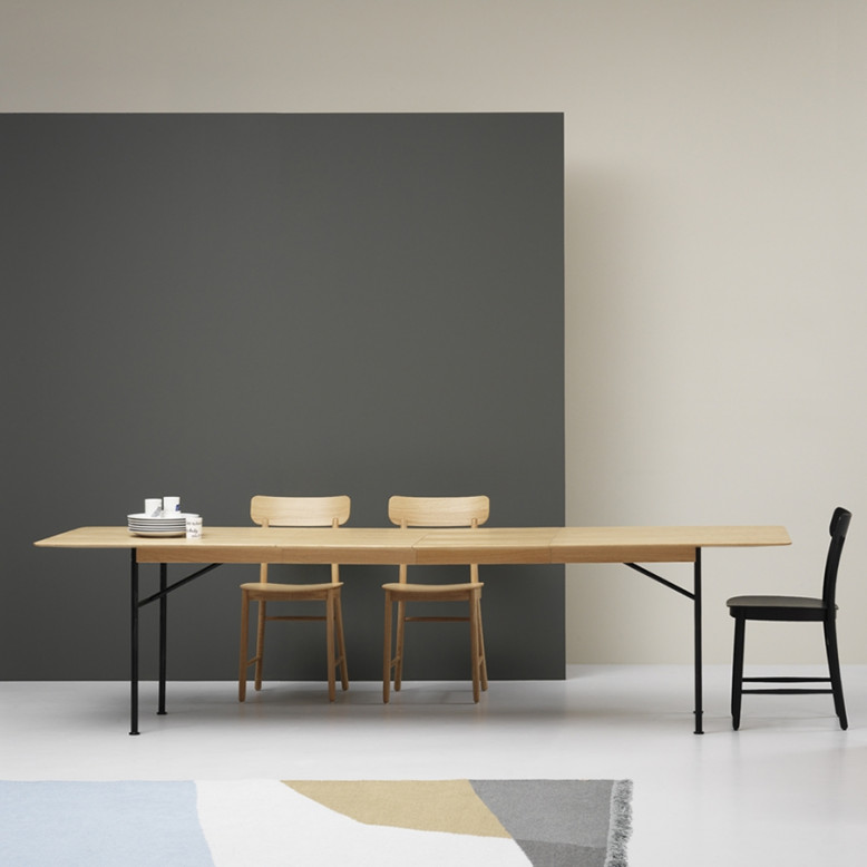 Pur Norsk   Supper Spisebord Rektangulært Bord Møbler