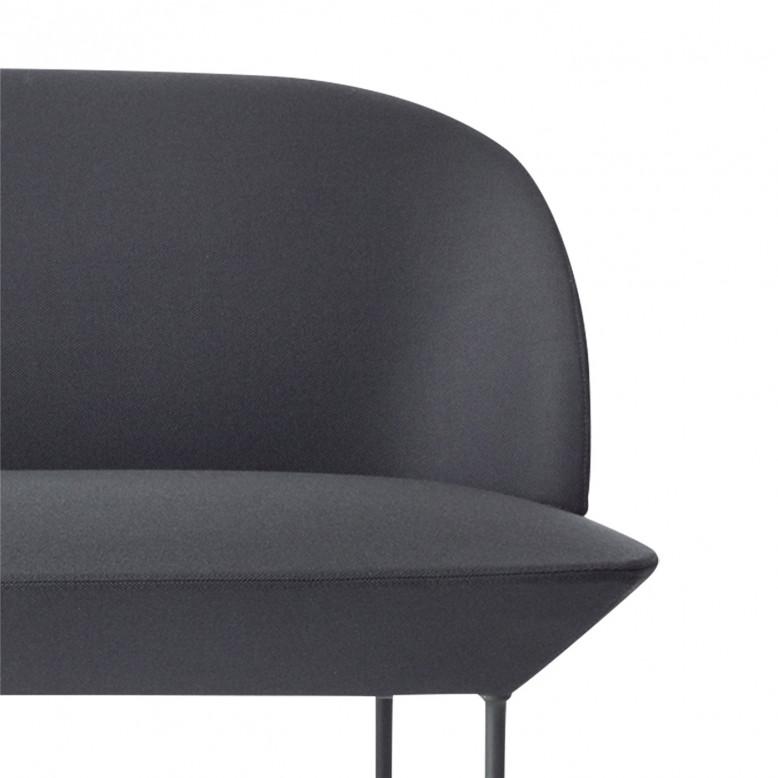 Steelcut 180 / Dark Grey Legs